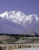 Vista del Nanga Parbat.- Foto: Darío Rodríguez
