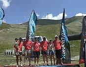 El Viladomat consiguió el primer puesto.- Foto: Grandvalira Raid Inter-Empreses