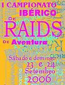 Cartel del I Campeonato Ibérico de Raids.- Foto: musgoaventura.com