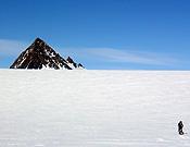 En condiciones extremas, los alpinistas madrileños pretenden abrir nuevas vías en montañas vírgenes o poco frecuentadas.<br>Foto: proyecto 4V x-trem
