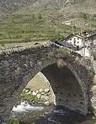 Imagen de Espot, pueblo sitaudo en Pallars de Sobirà.- Foto: Darío Rodríguez
