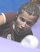 Charlotte Durif durante el Campeonato de Europa 2006, en el que venció.- Foto: mountain.ru