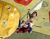 Ramonet logró la victoria en Arco 2005, con una certera prueba ensayada.- Foto: rockmaster.com