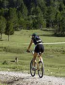La bici, una forma de hacer turismo respetando el medio ambiente.- Foto: Darío Rodríguez