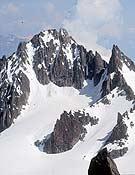 Vista del Mont Blanc.- Foto: Darío Rodríguez