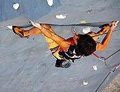 Irati Anda se llevó el Campeonato de España 2007, su primer título senior. - Foto: D. Munilla/Top30