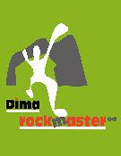 Imagen del cartel de la segunda edición de Dima Rockmaster