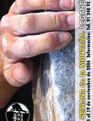 Cartel de las VIII Semana de la montaña de Leganés.- Foto: leganes.org/dejovenes