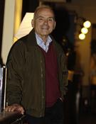 Ángel López en la Librería Desnivel- Foto: Darío Rodriguez