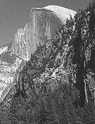 Vista del Half Dome. ~ desnivelpress.com