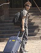Con la maleta a cuestas. Además de mucho entreno, el circuito internacional requiere también muchos viajes a lo largo del año. <br>Desnivelpress.com
