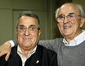 Anglada y Guillamón, en una imagen reciente. - Foto: desnivelpress.com