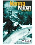 Portada de Nanga Parbat, de David Torres, y editada por Desnivel. ~ desnivelpress.com