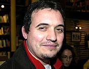 David Torres, autor del prólogo de Viajes por las ramas. - Foto: desnivelpress