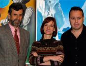 Miembros del Jurado del VI Premio Desnivel de Literatura de montaña, viajes y aventura.- Foto: desnivelpress