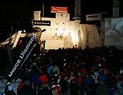 Aunque hielo no hubo, se mantuvo el ambientazo y tirón del encuentro anual en Kandersteg. <br>Foto: blackdiamond.eu