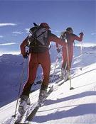 Esquíadores de montaña.- Foto: Desnivelpress