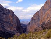 El Congost de Montrebei, en Cataluña, es un clásico de escalada artificial y de tapia.Foto: ipcena.org