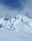 Silueta del Pic de Llena, en la comarca de Pallars Jussà.- Foto: Openvallfosca.com