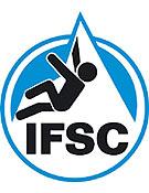 Logotipo de la Federación Internacional de Escalada Deportiva. Foto: fedme.es