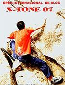 Cartel del próximo e iniciático X-tone 2007. - Foto: associacionexo.com