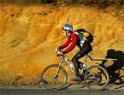 Prueba de Mountain Bike de la última etapa del Bimbache.- Foto: raidbimbache.com