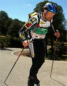 Trekking, donde el Team Finland ha visto como se le escapaban muchas posibilidades de alcanzar el liderato.- Foto: raidbimbache.com