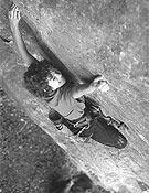 Adam Ondra, se convertía con 11 añitos en el escalador más joven con 8c encadenado.- Foto: singingrock.cz