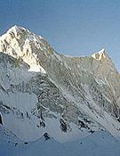 Vista del Changabang, en el Himalaya.- Foto: risk.ru