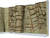 Simulación de la estructura que se usará en Avilés.Foto: Cortesía de Top30.