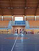 Imagen de las instalaciones del Polideportivo Municipal.Foto: lapobladevallbona.es