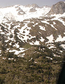 Vista del macizo de La Maladeta.<br> Foto: Darío Rodríguez/Desnivelpress.
