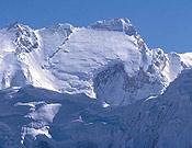 Cara norte del Annapurna.- Foto: Col. Simone Moro