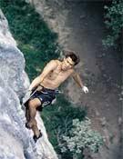El escalador japonés Yuji Hirayama en Oñate.- Foto: desnivelpress.com