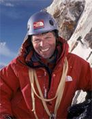 Mick Fowler, conferenciante de lujo en la II Semana de la Montaña de Cercedilla.- Foto: Col. Mick Fowler