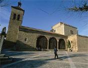 Cercedilla gozó de unas calles llenas y de una buena semana de la mejor montaña. En la imagen: la Iglesia de San Sebastián.- Foto: desnivelpress.com