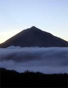 Vista del Teide.- Foto: jb.man.ac.uk