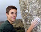 El jovencísimo Eric López (16) está completando un año genial.- Foto: desnivelpress.com