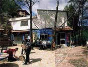 Vista del refugio de Montanejos.- Foto: desnivelpress.com