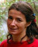 Ana Sanz, escaladora madrileña.- Foto: desnivelpress.com