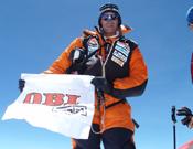 Silvio Mondinelli se une al selecto club de alpinistas que ha logrado los 14 ochomiles sin oxígeno.- Foto: gnaromondinelli.it