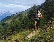 La Sierre-Zinal pasa por ser una de las carreras de montaña más célebres del mundo.- Foto: Col. FEDME