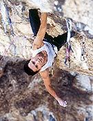 Ramón Julián fue el cuarto escalador del mundo en sumar 8c a vista.- Foto: desnivelpress.com