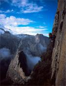 La ruta Cruz del Sur a la Esfinge, otra buena aventura alpina en el currículum de Jonathan.- Foto: Col. Jonathan Trango