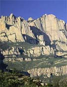 Montserrat, próxima zona amenazada.- Foto: desnivelpress