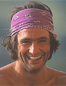 Patxi Arocena, uno de los responsables de las espectaculares líneas del Campeonato del Mundo.- Foto: desnivelpress.com