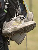 Zapatillas de Trail Running. Foto: Desnivelpress