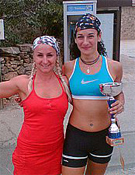 Raquel Escudero, a la derecha de la foto.- Foto: aventur.es