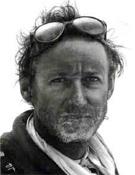 El alpinista francés vivió la luz y sombra de la montaña, pero siempre se mantuvo fiel a su estilo y a su filosofía.- Foto: Col. René Desmaison