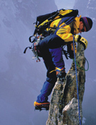 Parte del cartel promocional del concurso de fotografía de montaña de Moralzarzal.- Foto: Org. Semana de la Montaña de Moralzarzal